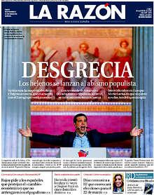 Periodico La Raz�n