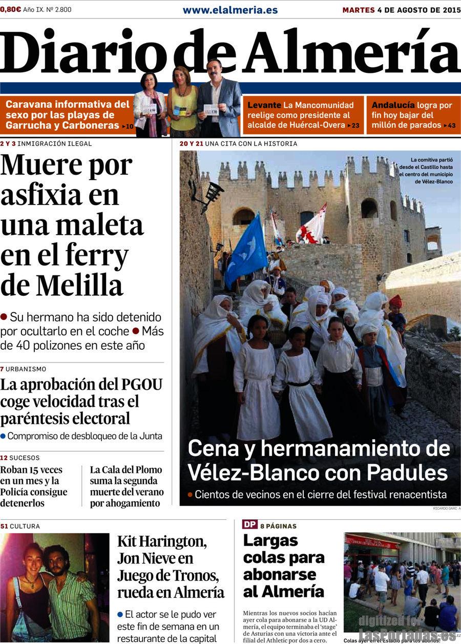 día sitio de citas sexo culo en Almería