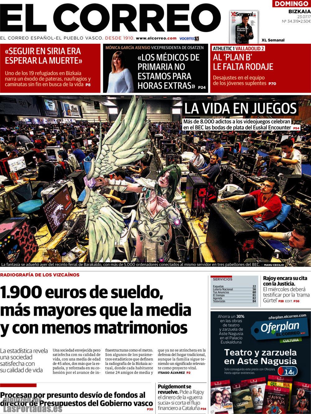Esquelas la voz de galicia la voz de galicia esquelas periodico el correo 23 7 2017 - Esquelas el mueble melide ...