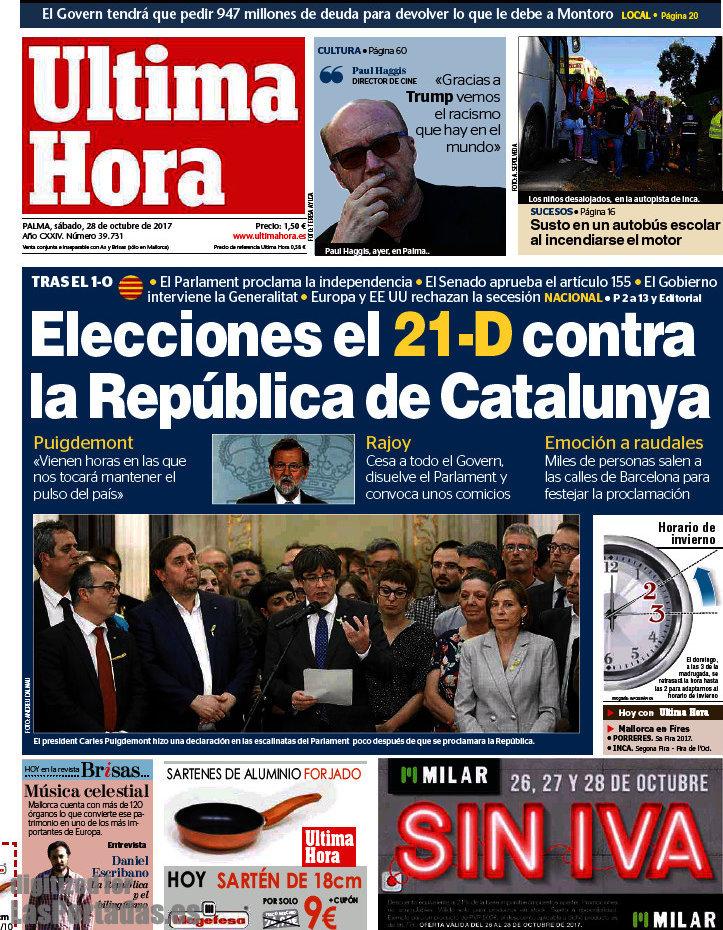 Image result for elecciones el 21 d contra la república de catalunya