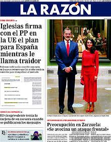 La Razón - 19 Junio 2020 [Español [.PDF] [Up-Load] GLaRazonB